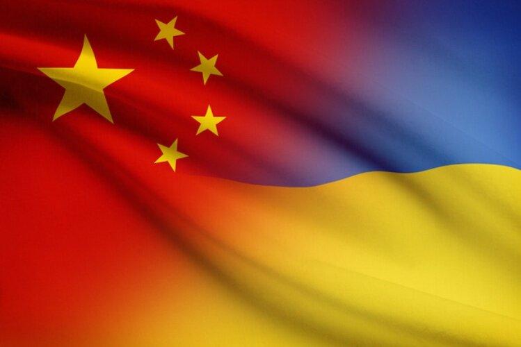 Украина_Китай