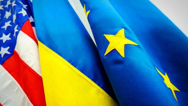 США ЕС Украина