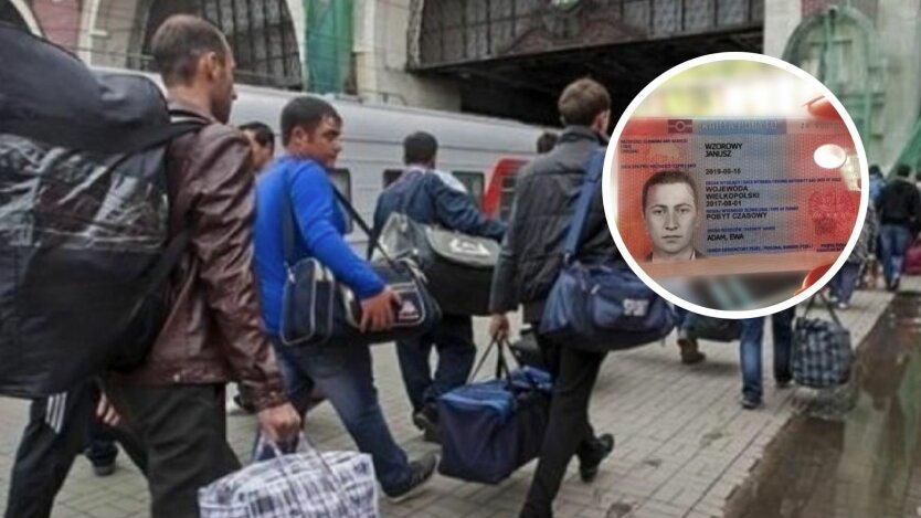 украинцы в польше, вид на жительство в польше для украинцев