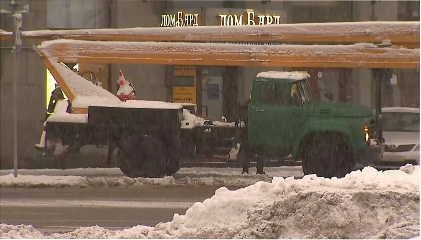 Погода зимой в Украине, Похолодание в Украине, Прогноз погоды на зиму
