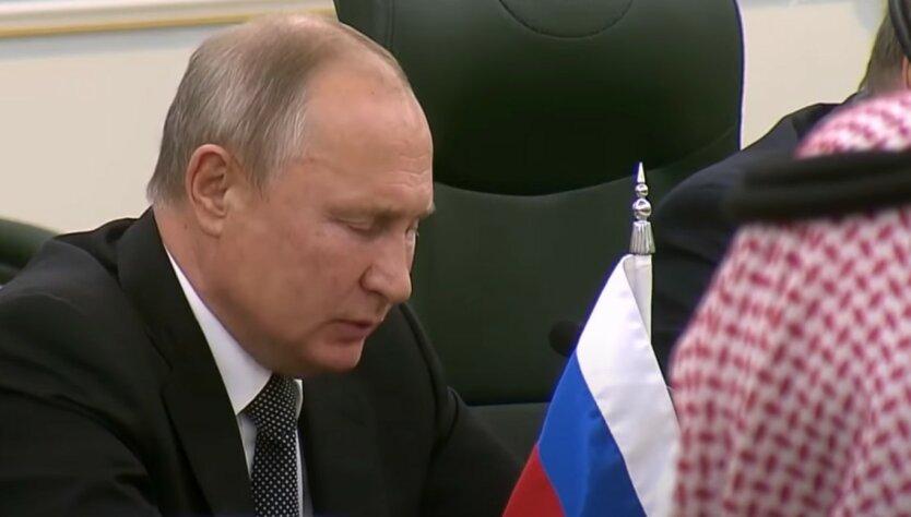 «Хамское поведение аукнулось»: Крутихин объяснил сговорчивость Путина по нефти