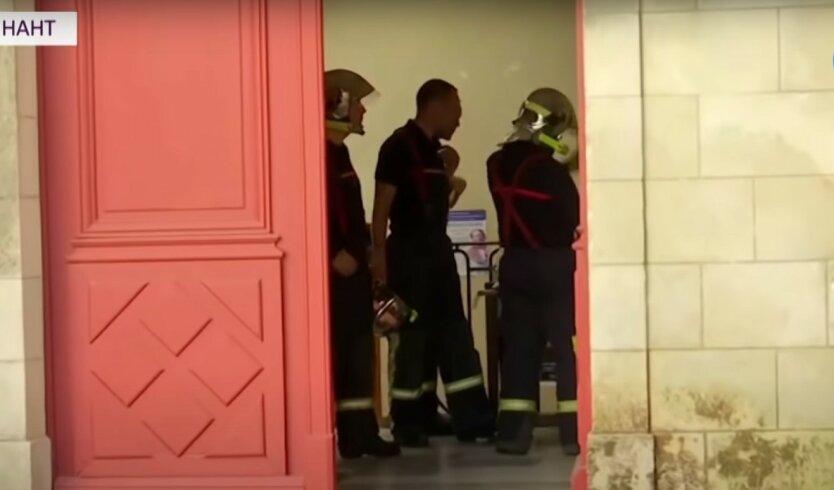 Беженец признался в поджоге собора Петра и Павла в Нанте