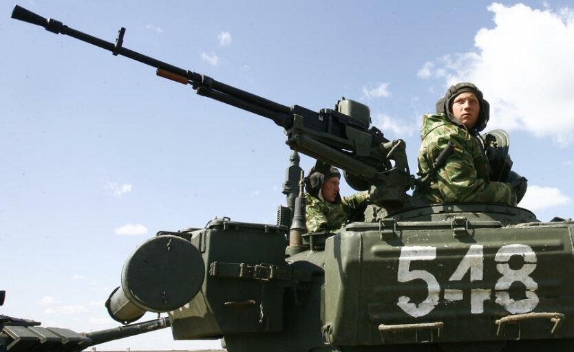 украинские танкисты