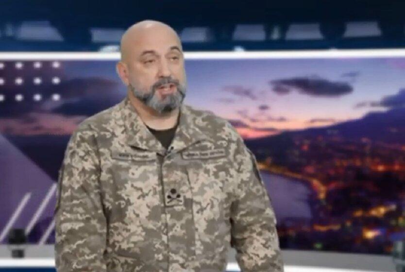 Заместитель секретаря Совета национальной безопасности и обороны Сергей Кривонос