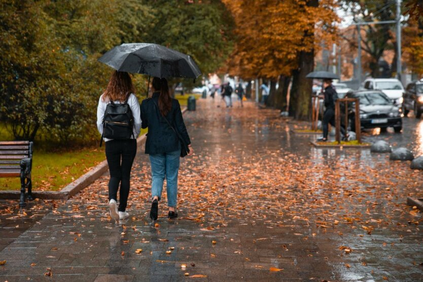 Погода в Украине, Наталья Диденко, похолодание