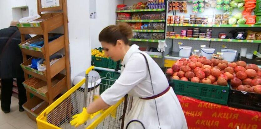 продукты питания, карантин, Украина
