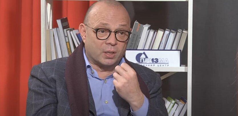 Владимир Грановский, Украина, Евросоюз