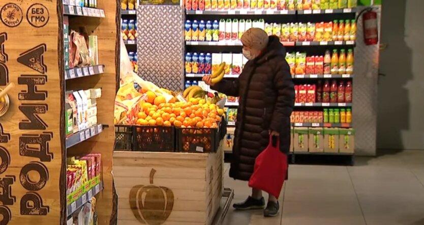 Карантин, пожилые люди, магазины