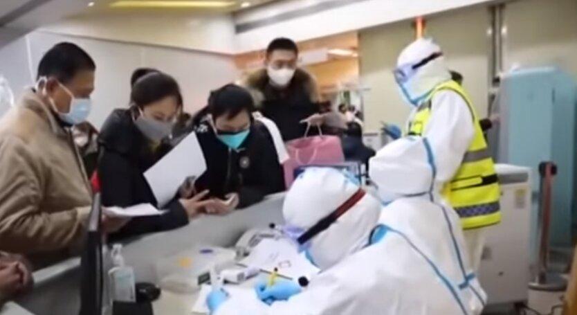 короновирус в Китае