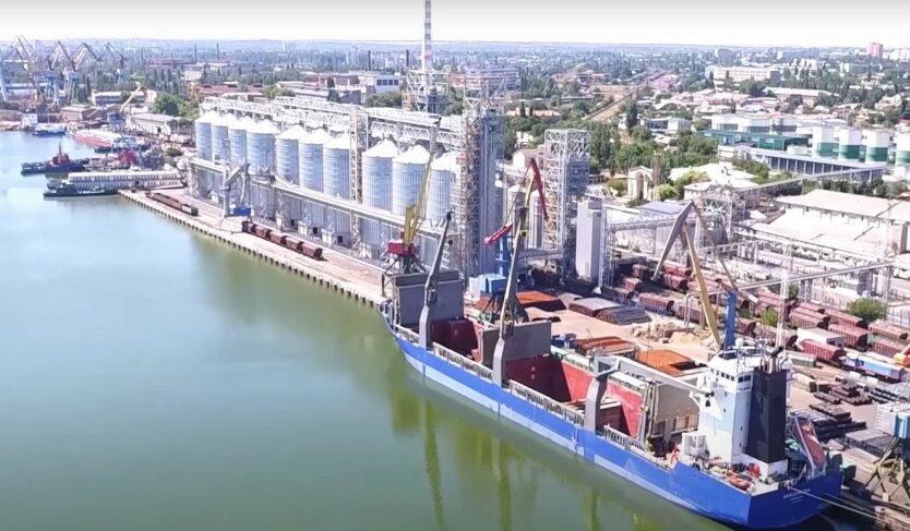 В Николаевском порту объяснили, что сделали с тоннами селитры