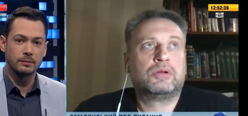 Валентин Землянский, рынок газа. Украина