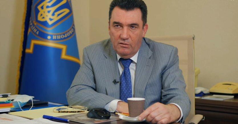 Алексей Данилов, СНБО Украины, Скандал в КСУ, Решение КСУ, Безвиз Украина