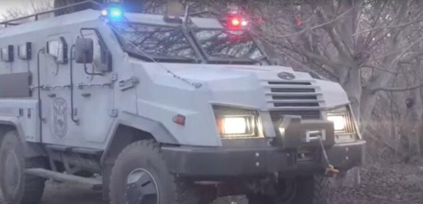 Корюн Манукян,Кривой Рог,задержание преступника,криминальный авторитет,Нацполиция Украины