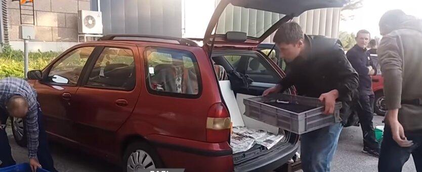 Украинские заробитчане, Нацбанк, перевод денег в Украину