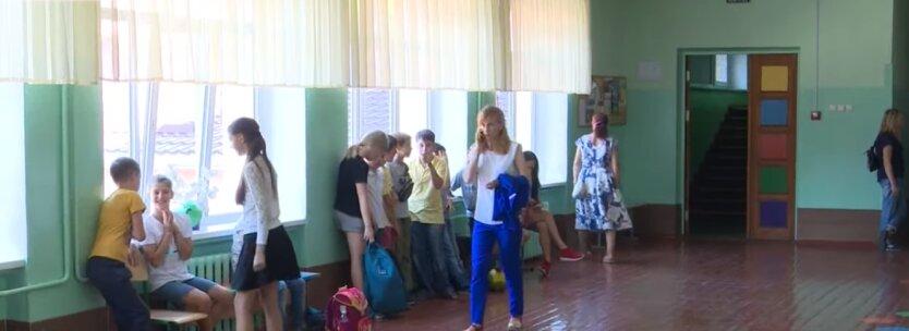 школы, Украина, коронавирус