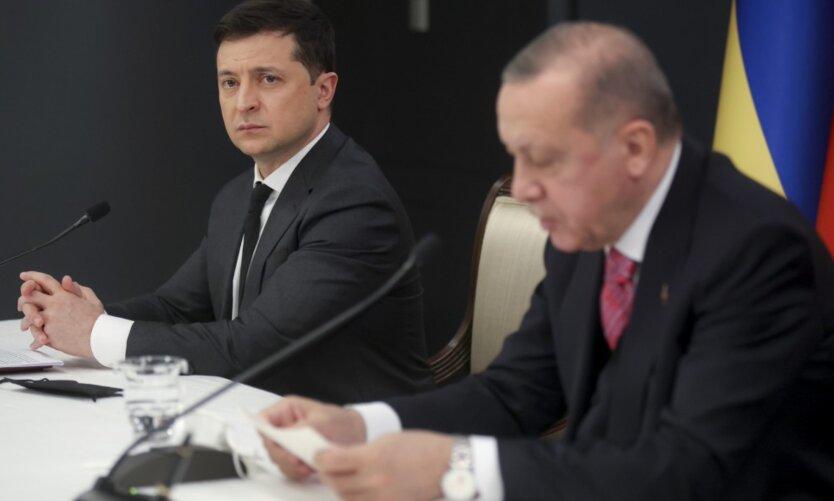 Зеленский прокомментировал встречу с Эрдоганом