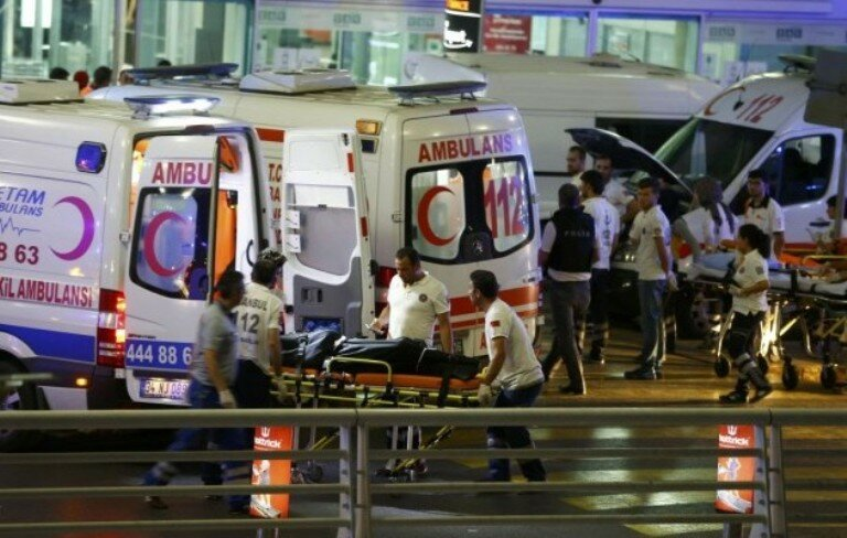 теракт_аэропорт Стамбула