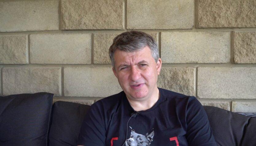 Юрий Романенко, Владимир Зеленский, поездки по регионам Украины