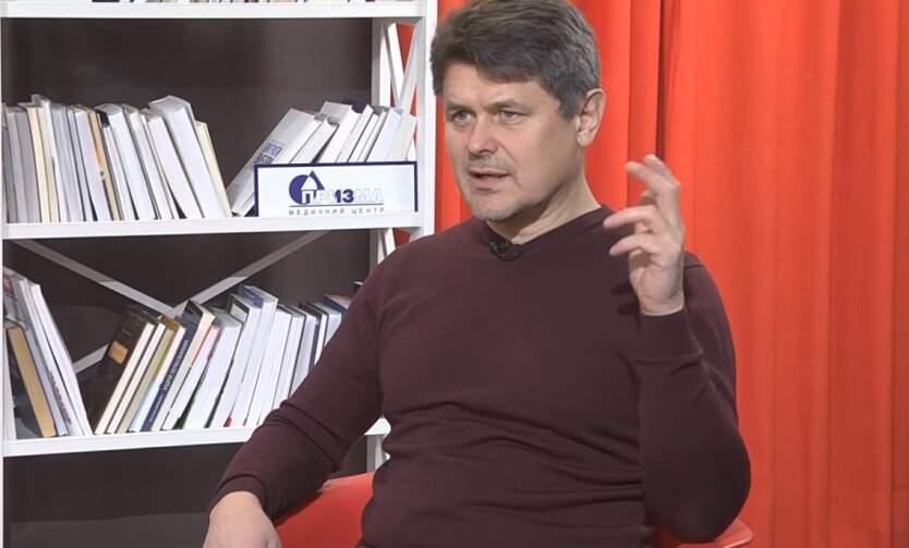 Блогер Павел Себастьянович