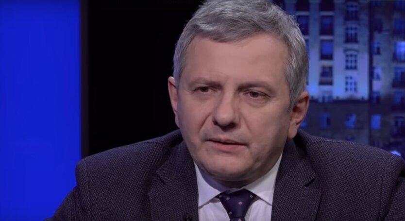 Олег Устенко, Фонд Блейзера, советник Зеленского
