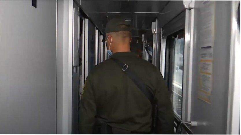 Охрана в поездах Укрзализныци, Анастасия Луговая, Виталий Рудзько, Нападение в поезде