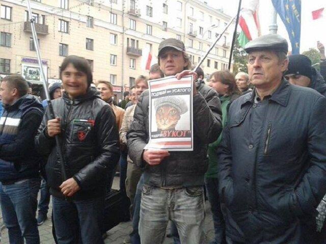 байкот выборов Беларусь
