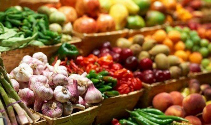 цены продукты овощи