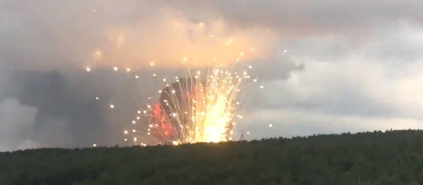 взрыв красноярск