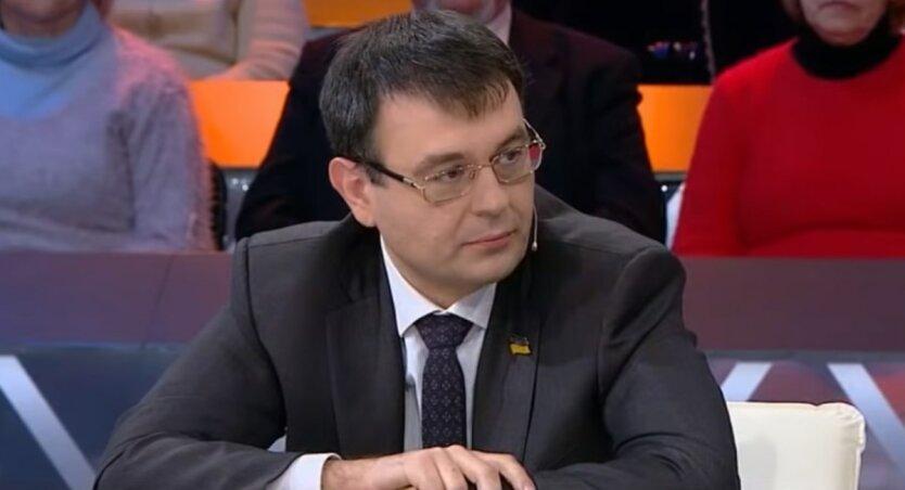 Украинские пенсионеры,Даниил Гетманцев,Дефицит Пенсионного фонда