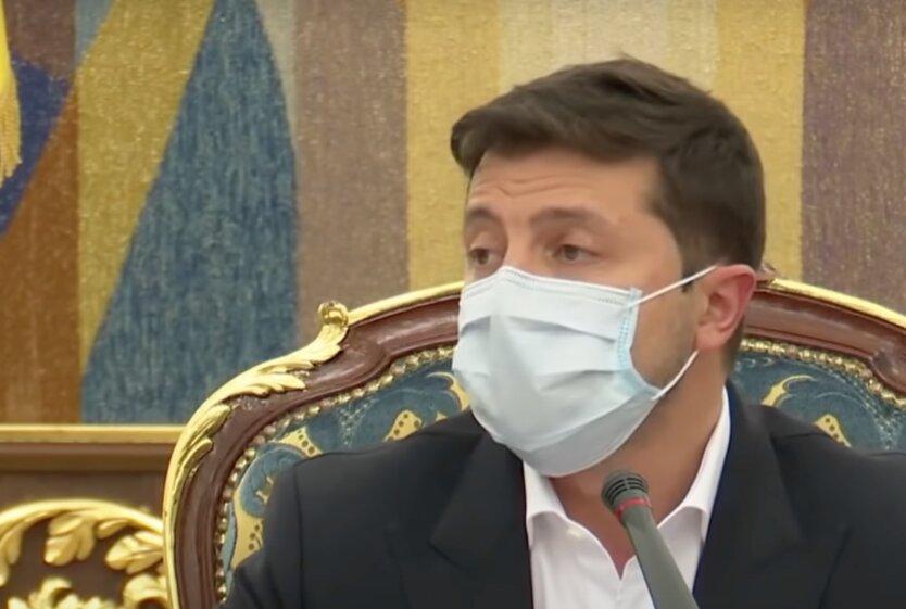 Владимир Зеленский, снбо, блокировка каналов медведчука