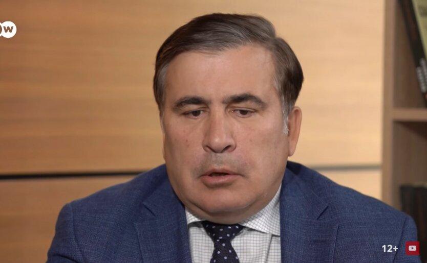 Михаил Саакашвили, коррупция в Украине, грабеж украинцев