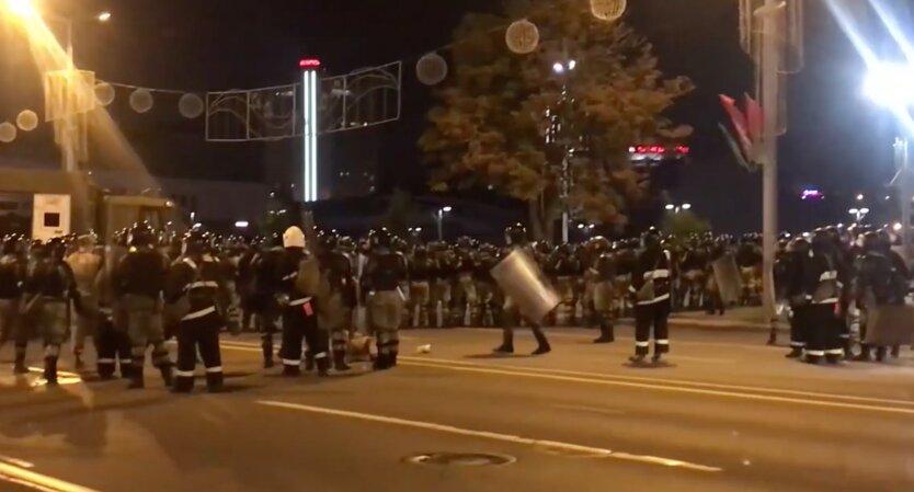 Стало известно о задержании более 3-х тысяч человек во время протестов в Беларуси
