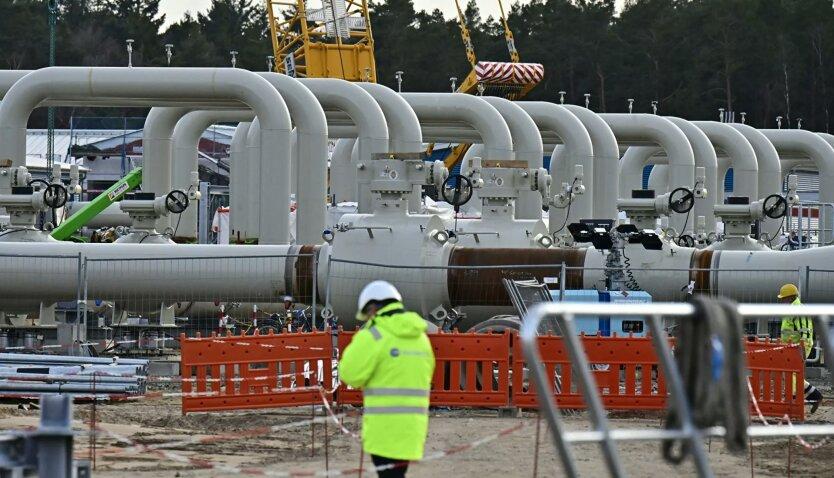 """Строительство """"Северного потока-2"""", путин, газопровод"""