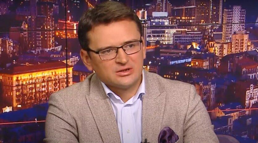 Дмитрий Кулеба,деоккупация Донбасса,война на Донбассе,переговоры Украины и России