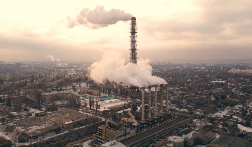 Генерация тепла ТЭЦ, Устаревшие котельные, Министерство энергетики Украины