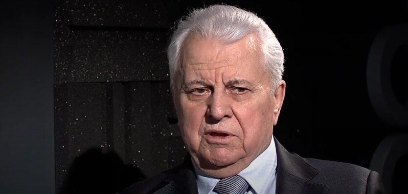 Леонид Кравчук, война, Донбасс