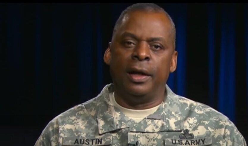 Глава Пентагона Ллойд Остин, США, Украина