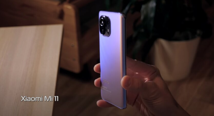 Xiaomi Mi 11, материнская плата
