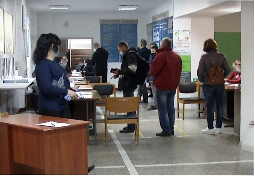 Второй тур местных выборов в Украине, Голосование в Одессе, Выборы мэра Краматорска
