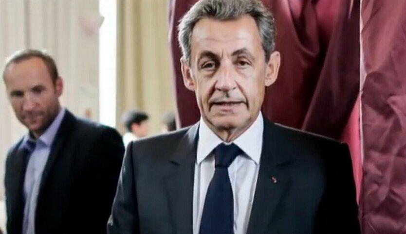 Николя Саркози получил реальный тюремный срок