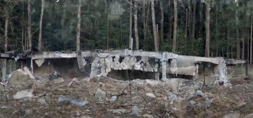 Взрыв в Врбетице