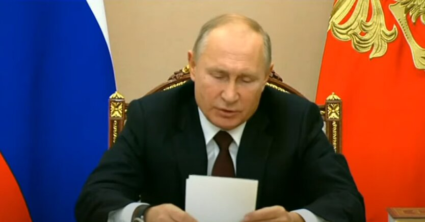 "Владимир Путин, ОРДЛО, ""ЛДНР"""