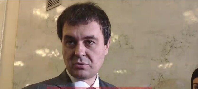 Даниил Гетманцев, коронавирус в Украине, локдаун