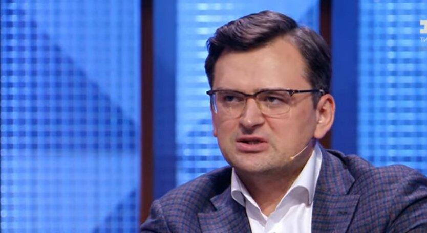 Дмитрий Кулеба, российские паспорта, жители ОРДЛО