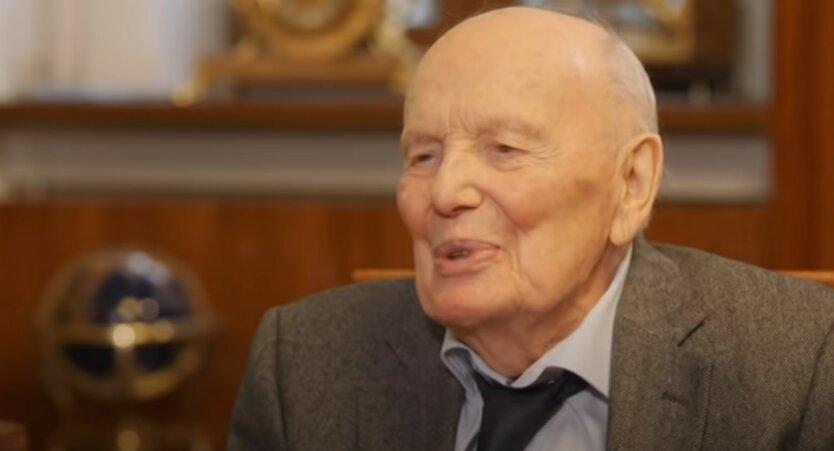 Борис Патон, НАН Украины