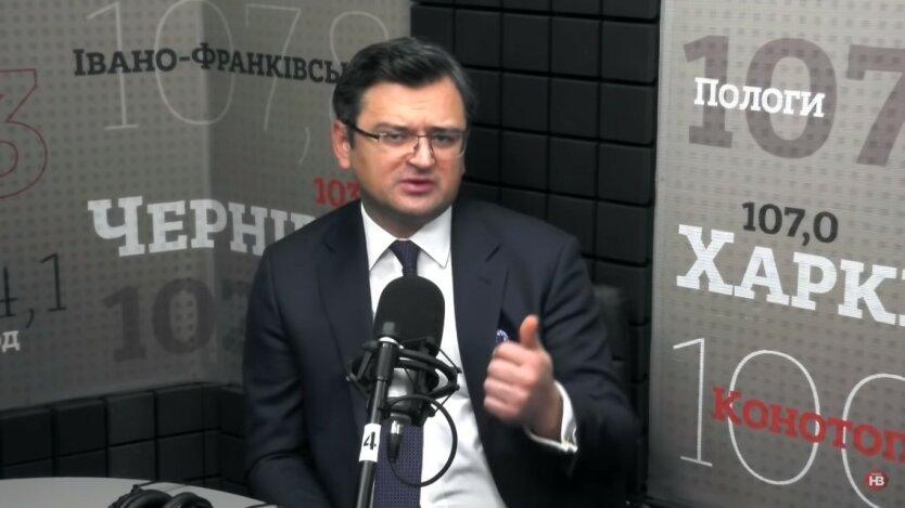 Дмитрий Кулеба, Отношения Украины и Венгрии, МИД Украины, Петер Сийярто