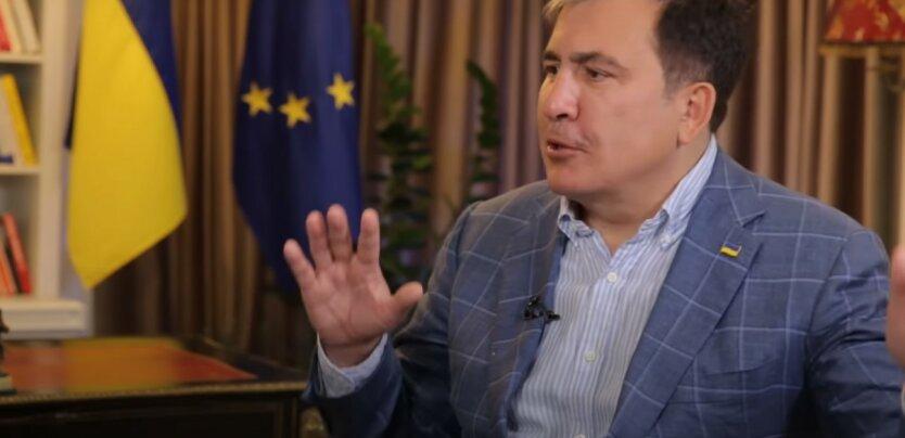 Саакашвили: в Украине больше нет денег и рабочих мест