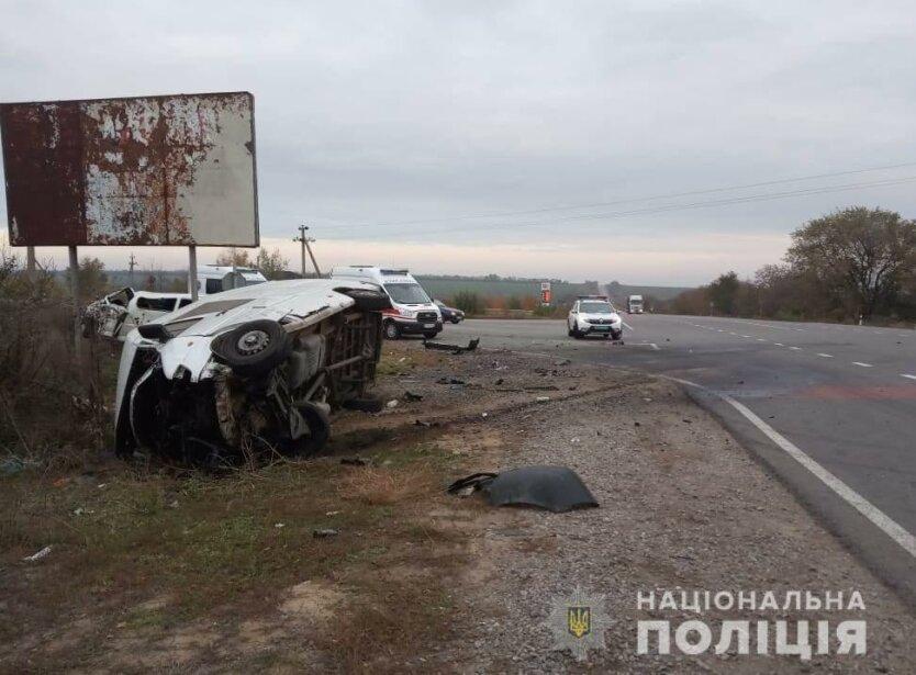 Под Одессой произошло жуткое ДТП, есть жертвы