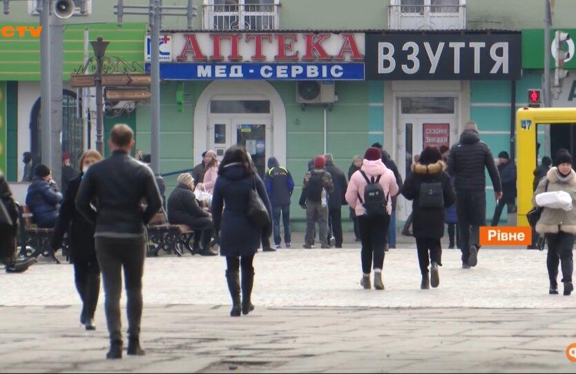 Карантин в Украине, коронавирус, зоны карантина