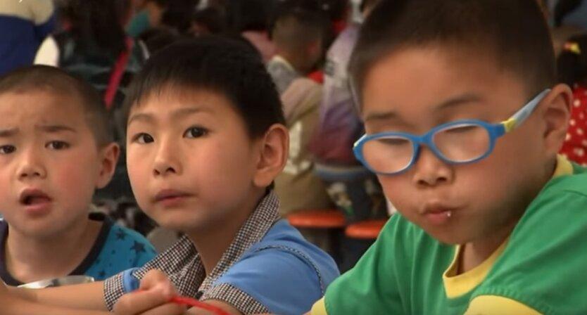 дети_Китай